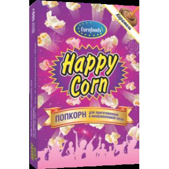 ПопКорн для СВЧ 'Happy Corn ' карамельны...