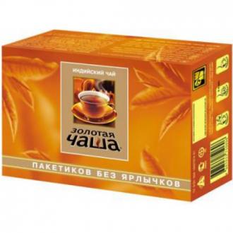 Золотая чаша чай 20пак.с/я*1.8г*(48) -  ...