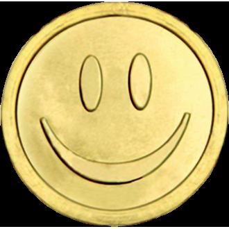 Шоко Монеты 6г*120*(4бл) Смайлик /МД/
