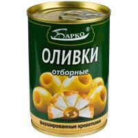 Оливки с креветкой  'Барко ' 280гр*12