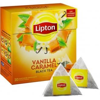 Липтон чай пирамидки 20 пак*1,8 г*(12шт)...