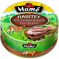 Паштет Hame 117г*10 Говяжей печени
