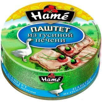 Паштет Hame 250г*8 Гусиной печени