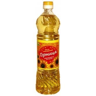 """Масло""""Горница""""подсол.раф. 0,9л*15"""