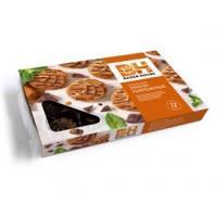 Мини-пирожные крошковые 'Baker House '240гр*10 Карамельные