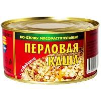 Каша Перловая с говядиной  'Барко ' 325г*36