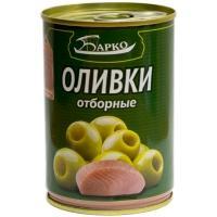 Оливки с тунцом  'Барко ' 280гр*12