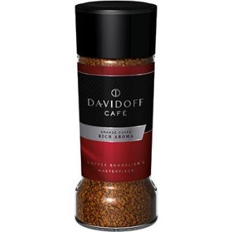 Давидофф 'Rich  ' кофе субл.100г*6