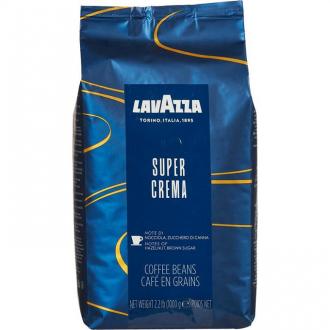 Лавацца  кофе зерно в/у 1000г*6 Super Crema