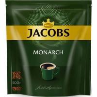 Якобс Монарх  кофе ПАКЕТ 500г*6 КЛАССИКА