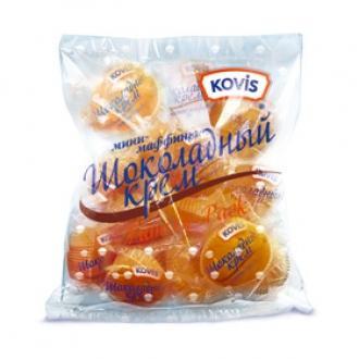 Мини-маффины 'Ковис ' 470г*6 Шоколад