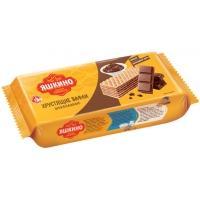 Вафли Яшкино 300г*15 Шоколадные