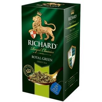 Ричард чай 25пак.*12 Royal Green