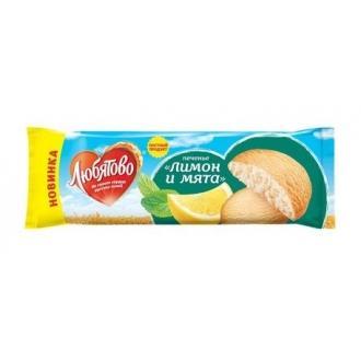 """Печенье """"Любятово"""" 250г*15 Лим..."""