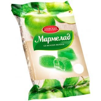 Мармелад  'Азов ' желейный со вкусом Ябл...