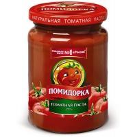 "Томатная паста ""Помидорка"" стекло 250мл*10"