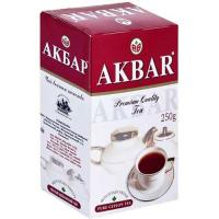 Акбар чай  250г*24 Red&White