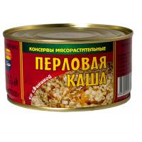 Каша Перловая со свининой  'Барко ' 325г*36