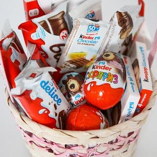 киндер-шоколад